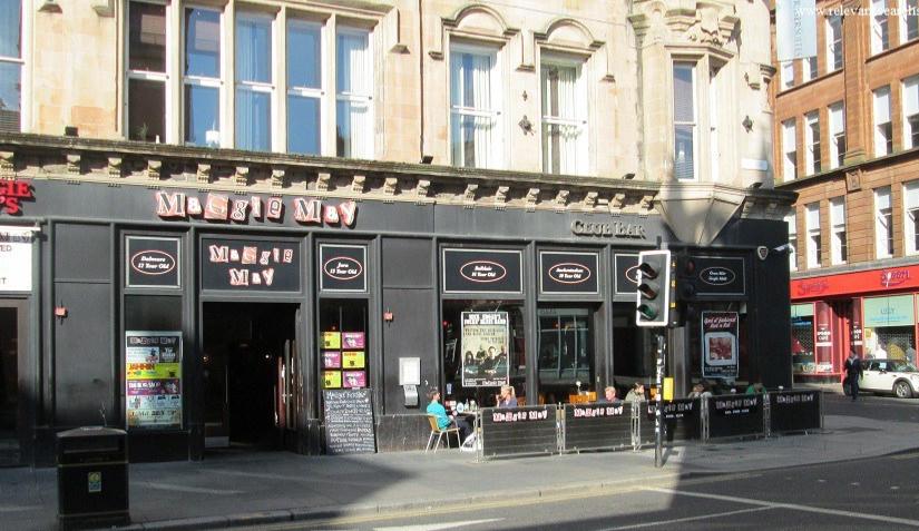Uno dei più popolari pub aGlasgow